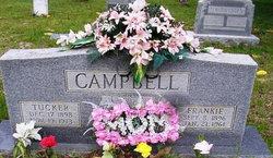 Martha Frances Frankie <i>Gregg</i> Campbell