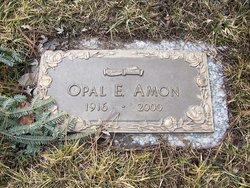 Opal (H)Esther <i>Copas</i> Amon