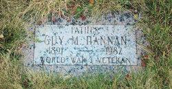 Guy M. Hannan