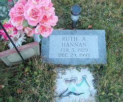 Ruth A. Hannan