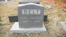 Hilda <i>Johnson</i> Belt