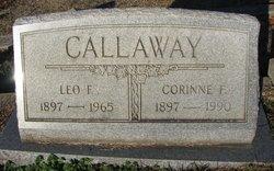 Dorrie Corinne <i>Fletchall</i> Callaway