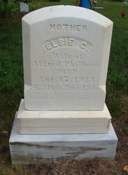 Elsie C. <i>Drowns</i> Philbrick