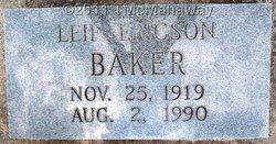 Leif Ericson Baker