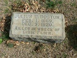 Julius E Boston