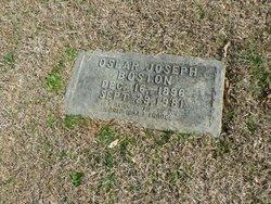 Oslar Joseph Boston