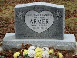 Deborah Frances <i>Green</i> Armer