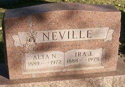 Alta Nettie <i>Chamberlain</i> Neville