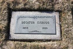 Decatur Isgrigg