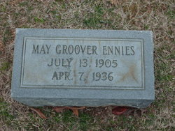 May <i>Groover</i> Ennies