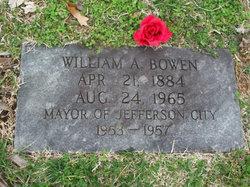 William Allen Will Bowen
