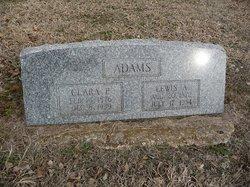 Clara P Adams