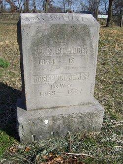 Arminta Josie Josephine <i>Jones</i> Gilmore