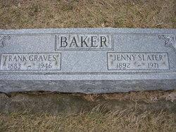 Jenny <i>Slater</i> Baker