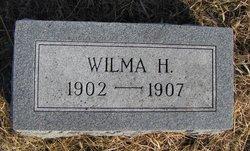 Wilma H Clawson