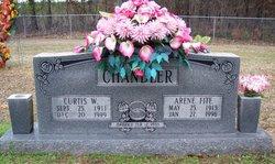 Curtis W Chandler
