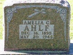 Amelia C <i>Kraemer</i> Ahlf