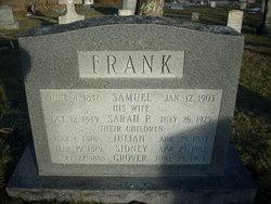 Samuel B. Frank