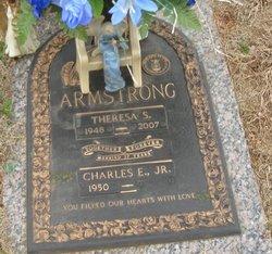 Theresa <i>Sandeoval</i> Armstrong