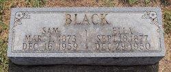 Docia Ella <i>Ebright</i> Black