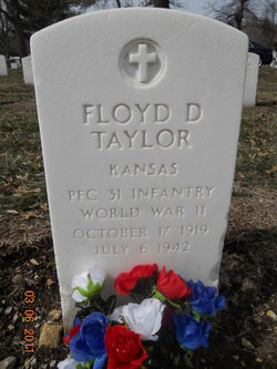 PFC Floyd D. Taylor