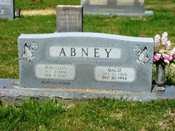 Macie B. <i>Cable</i> Abney