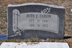 Ruth Evelyn <i>Varnam</i> Caison