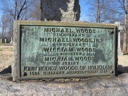Michael Marion of Blair Park Woods, Sr
