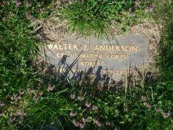 Walter Earl Anderson