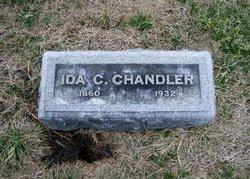 Ida Caroline <i>Glover</i> Chandler