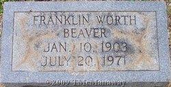 Franklin Worth Beaver