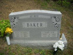 Olney Clay Baker