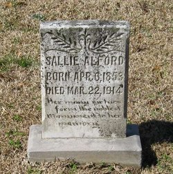 Sallie Alford