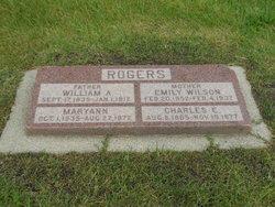 William Auchson Rogers