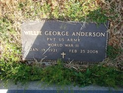 Willie George Anderson