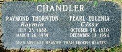 Pearl Eugenie <i>Hurlburt</i> Chandler