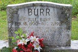 Jule Burr
