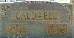 Ralph A Caldwell