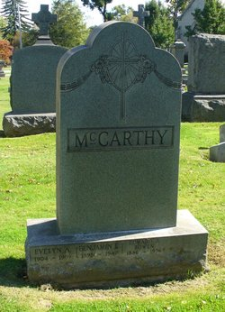 Evelyn A McCarthy