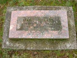 Maria Marie <i>Burtness</i> Dokken