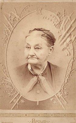 Mary Ann <i>Kenyon</i> Agens