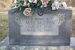 Alta Britton