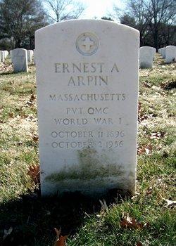 Ernest Arthur Arpin