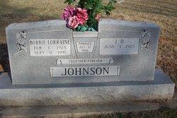 Bobbie Loraine <i>Bean</i> Johnson