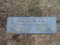 Lazarus Andrew L. A. Hazelwood