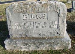 Kathryn B. <i>Brown</i> Biggs