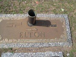 Patty Jean <i>Bramlett</i> Elton