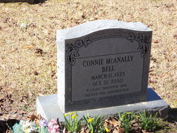 Connie <i>McAnally</i> Bell