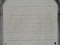 Ida <i>Holdsworth</i> Brent