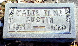 Mabel <i>Elms</i> Austin